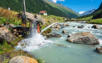 Mini impianti idroelettrici