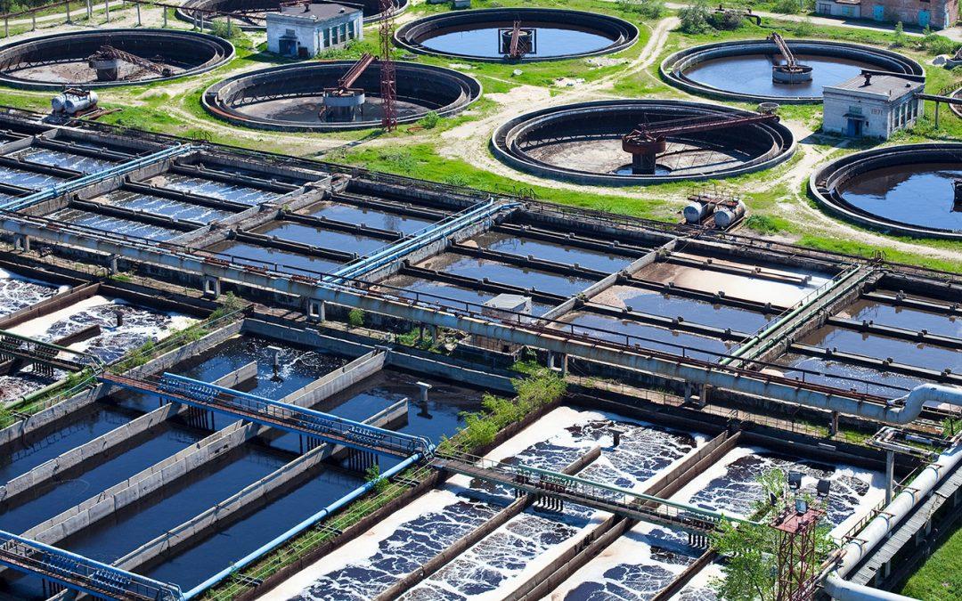 Le stazioni di pompaggio per il trattamento delle acque reflue