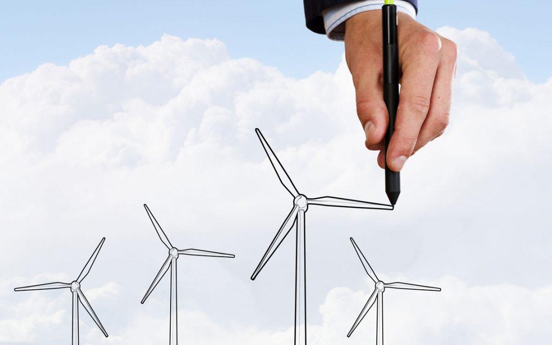 Gli organi di trasmissione nelle turbine eoliche