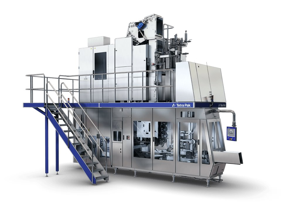 Riempitrice TetraPak A3/Speed