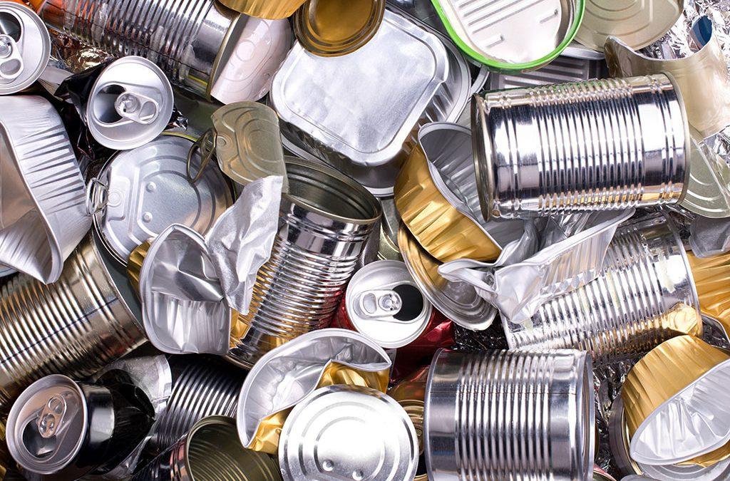 Alluminio e imballaggi, un mercato di seconda mano