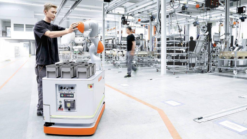 Robot mobile autonomo