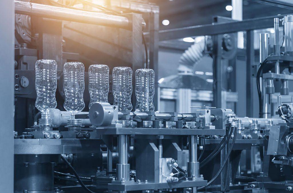 Le macchine di stiro-soffiaggio per il settore beverage