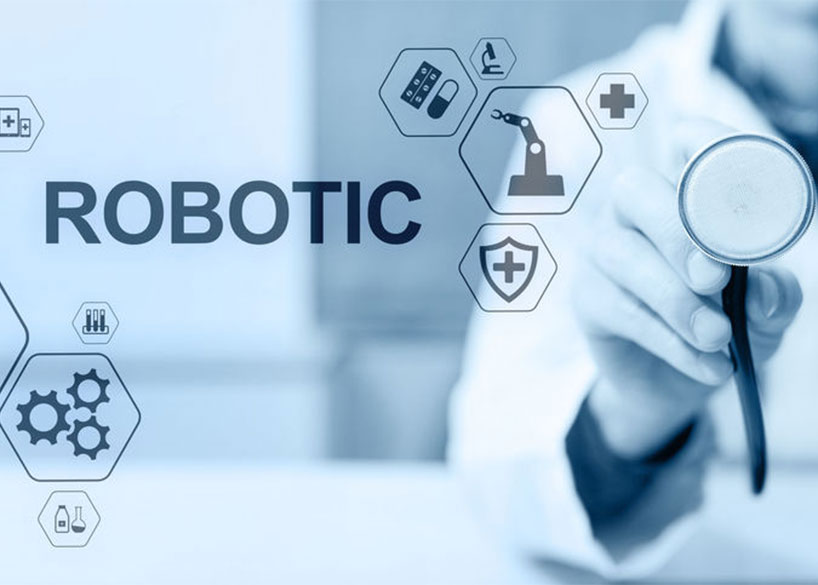 Un robot in reparto
