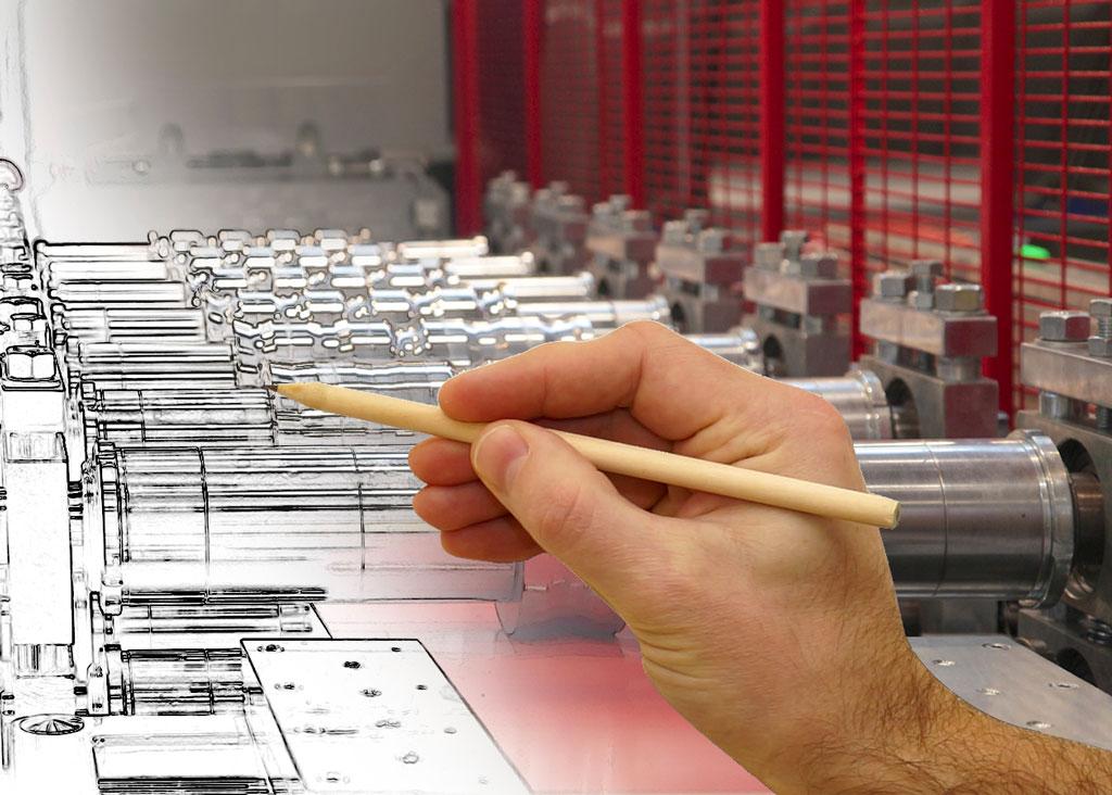 Impianti di laminazione acciaio