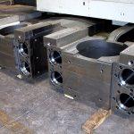 uarnitura con sistema di bilanciamento idraulico
