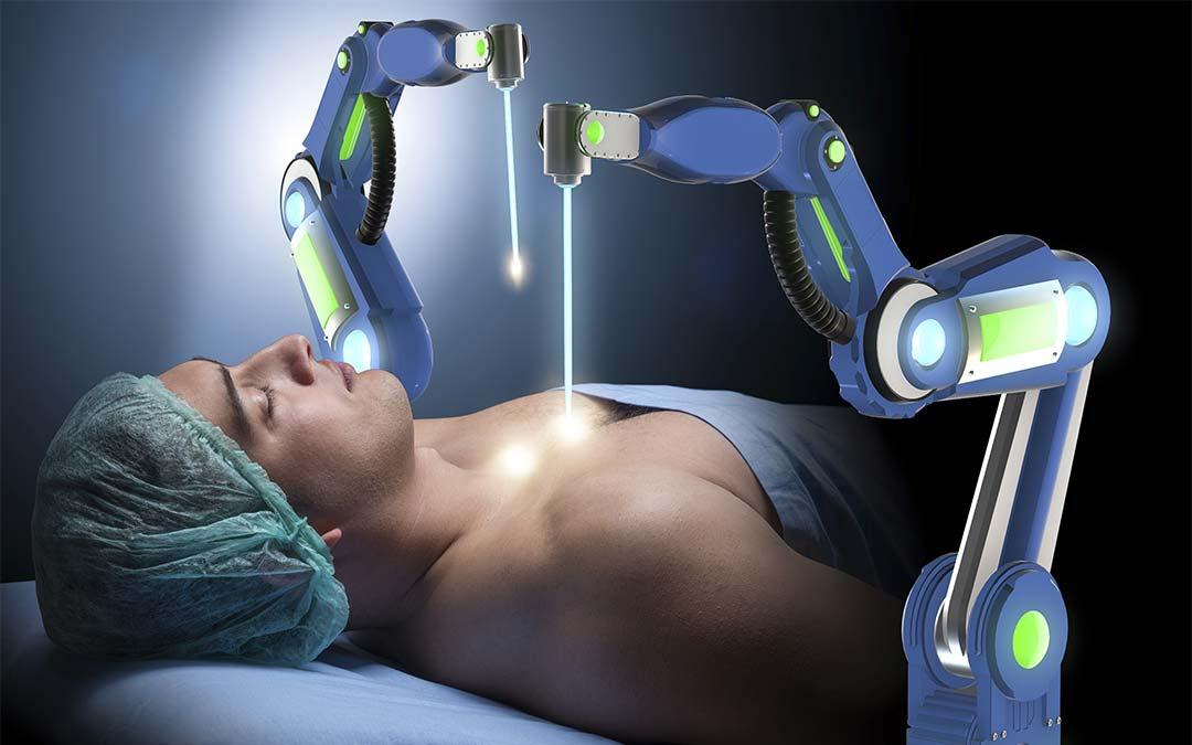 Robotica medicale e tecnologie additive: le soluzioni per gli azionamenti