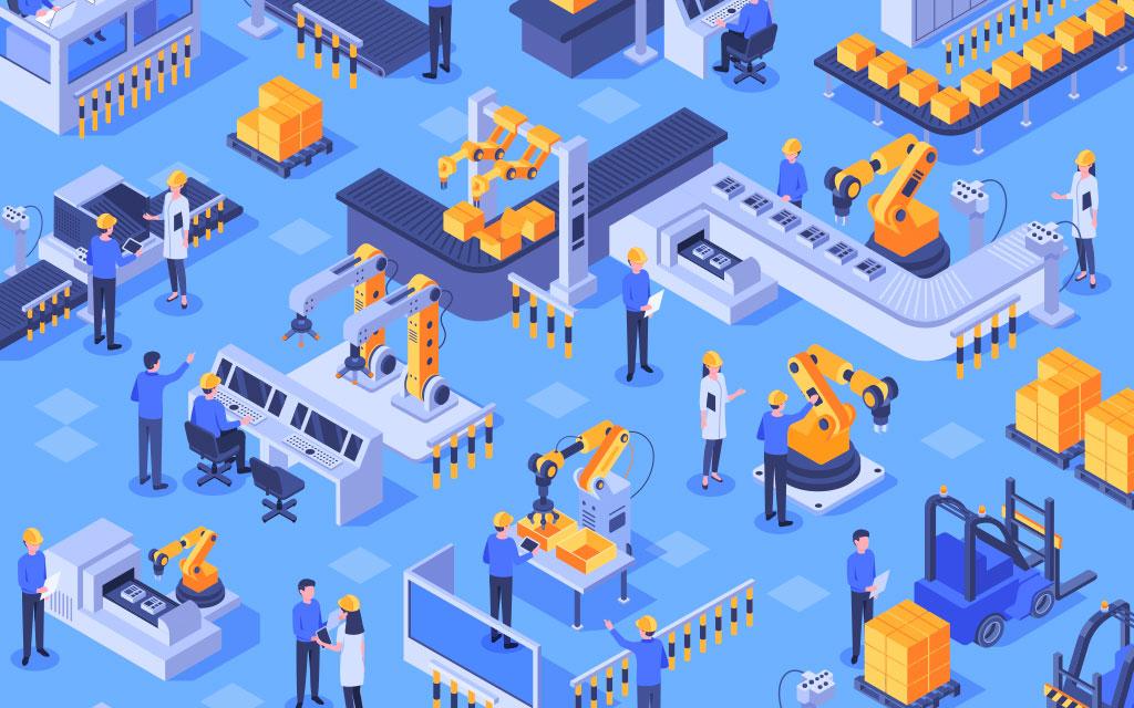 Componenti Smart: sensoristica integrata per migliorare l'efficienza nell'industria