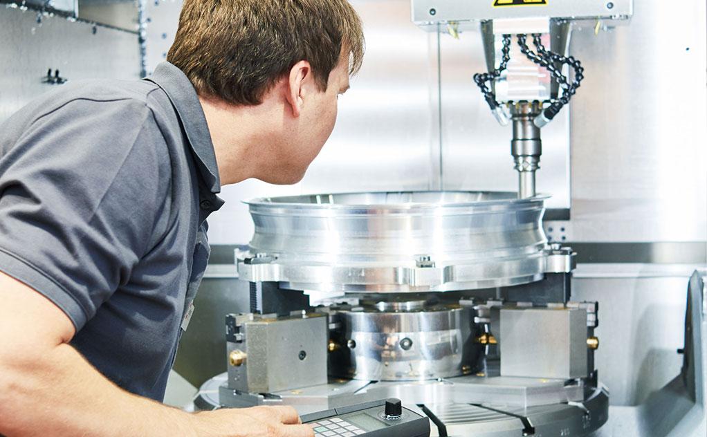 La precisione e l'affidabilità delle macchine utensili