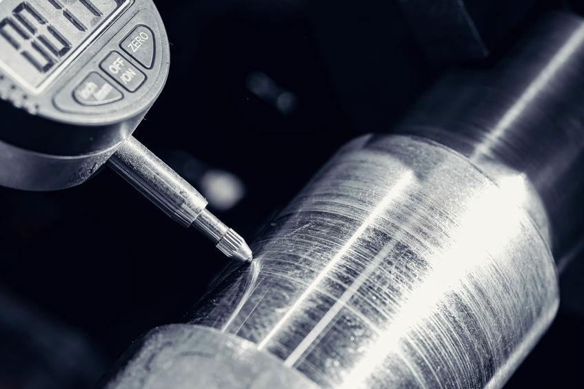 Effetto delle vibrazioni autoindotte su di componente sottoposto a tornitura